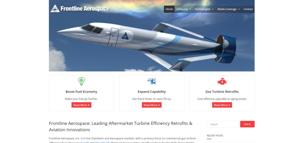 Frontline Aerospace